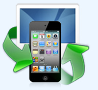 transfer files between iPod and computer